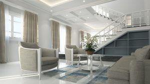 בחירת צבע לסלון