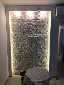 קיר בריקים